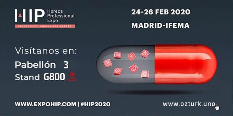 HIP 2020 - Ozturk Quebap Producción SL